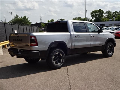 2019 Ram 1500 Crew Cab 4x4,  Pickup #KN582853 - photo 4