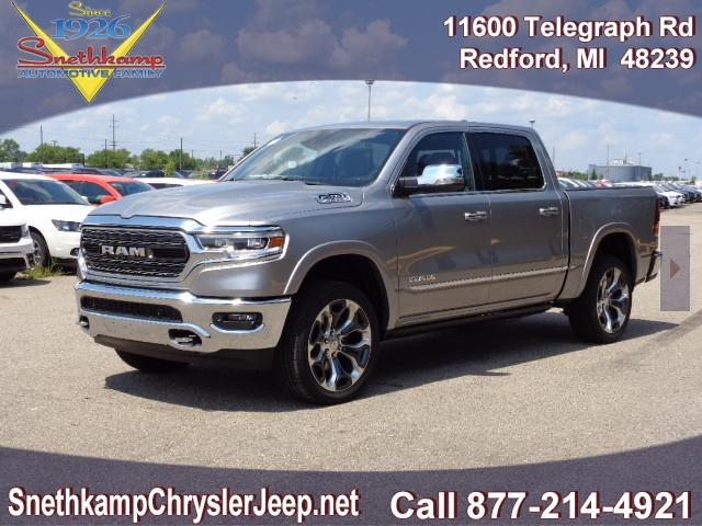2019 Ram 1500 Crew Cab 4x4,  Pickup #KN594465 - photo 1