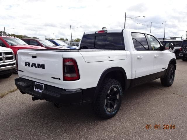 2019 Ram 1500 Crew Cab 4x4,  Pickup #KN603510 - photo 4
