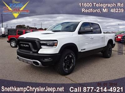 2019 Ram 1500 Crew Cab 4x4,  Pickup #KN603510 - photo 1