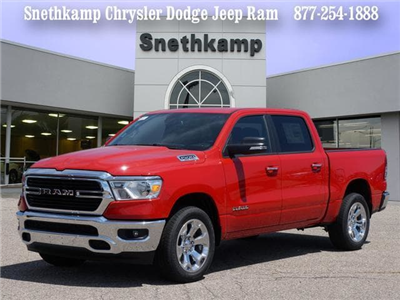 2019 Ram 1500 Crew Cab 4x4,  Pickup #KN603526 - photo 1