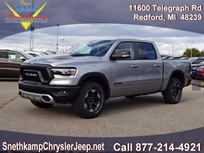 2019 Ram 1500 Crew Cab 4x4,  Pickup #KN618271 - photo 1
