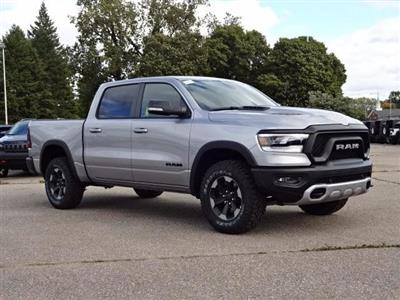 2019 Ram 1500 Crew Cab 4x4,  Pickup #KN618271 - photo 3