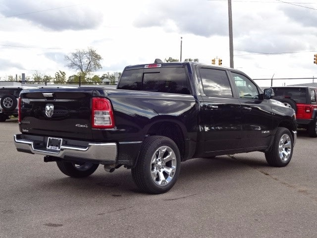 2019 Ram 1500 Crew Cab 4x4,  Pickup #KN647470 - photo 4