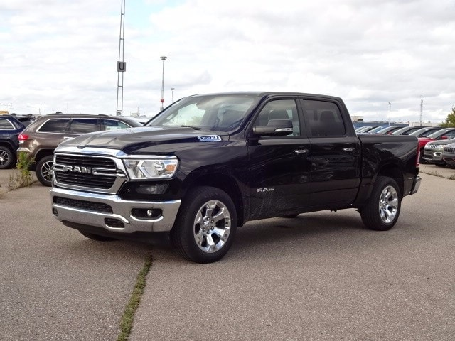 2019 Ram 1500 Crew Cab 4x4,  Pickup #KN647470 - photo 45