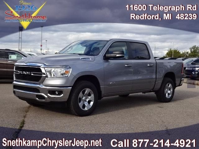 2019 Ram 1500 Crew Cab 4x4,  Pickup #KN672914 - photo 1