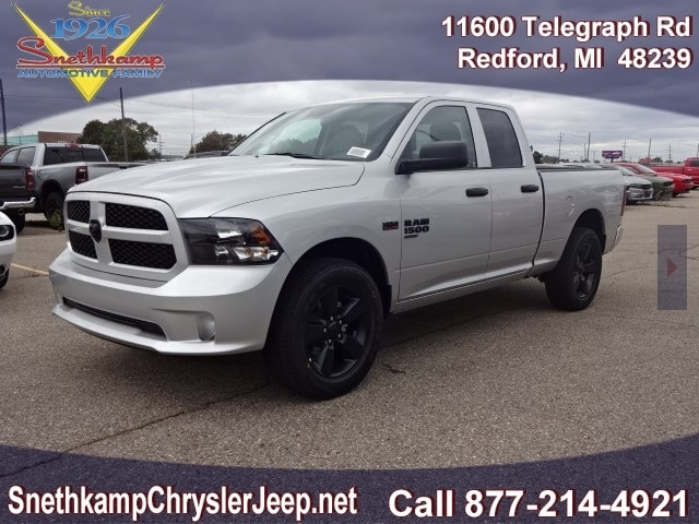2019 Ram 1500 Quad Cab 4x4,  Pickup #KS517679 - photo 1