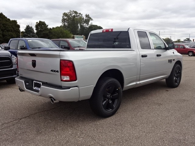 2019 Ram 1500 Quad Cab 4x4,  Pickup #KS517679 - photo 4