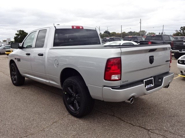 2019 Ram 1500 Quad Cab 4x4,  Pickup #KS517679 - photo 2