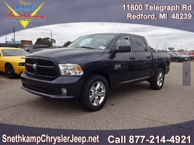 2019 Ram 1500 Crew Cab 4x4,  Pickup #KS537447 - photo 1