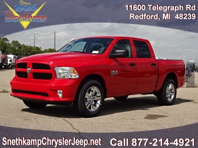 2019 Ram 1500 Crew Cab 4x4,  Pickup #KS537456 - photo 1
