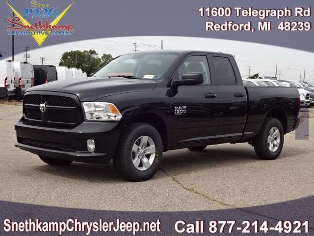 2019 Ram 1500 Quad Cab 4x4,  Pickup #KS537842 - photo 1