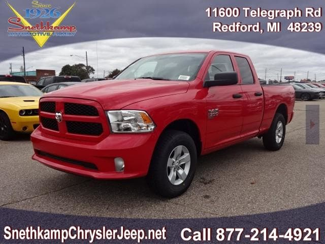2019 Ram 1500 Quad Cab 4x4,  Pickup #KS537844 - photo 1