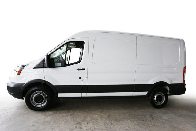 2018 Transit 250 Med Roof, Cargo Van #80178 - photo 3