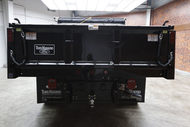 2018 F-550 Regular Cab DRW 4x4,  Rugby Dump Body #80204 - photo 23