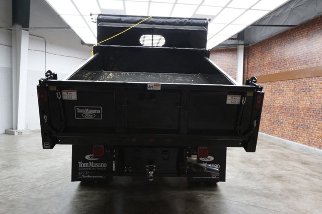 2018 F-550 Regular Cab DRW 4x4,  Rugby Dump Body #80204 - photo 27