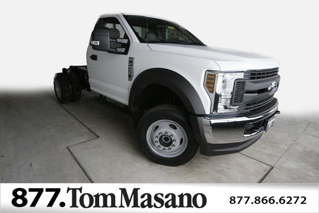 2018 F-550 Regular Cab DRW 4x4,  Cab Chassis #80219 - photo 1