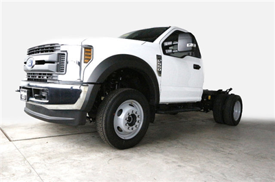 2018 F-550 Regular Cab DRW 4x4,  Cab Chassis #80219 - photo 7