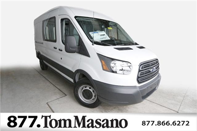 2018 Transit 250 Med Roof 4x2,  Empty Cargo Van #80240 - photo 1