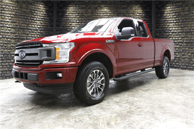 2018 F-150 Super Cab 4x4,  Pickup #80290 - photo 9