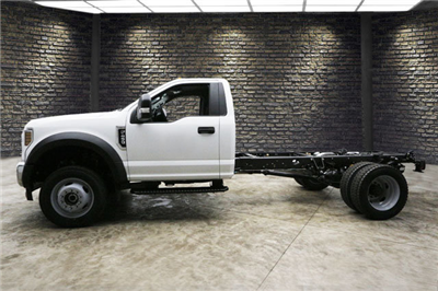 2018 F-450 Regular Cab DRW 4x4,  Cab Chassis #80294 - photo 4