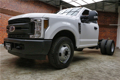 2018 F-350 Regular Cab DRW 4x2,  Knapheide Standard Service Body #80518 - photo 13