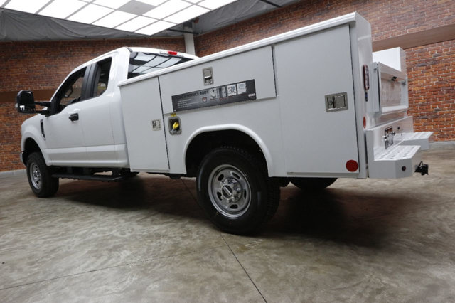 2018 F-250 Super Cab 4x4,  Reading Classic II Steel Service Body #80644 - photo 2