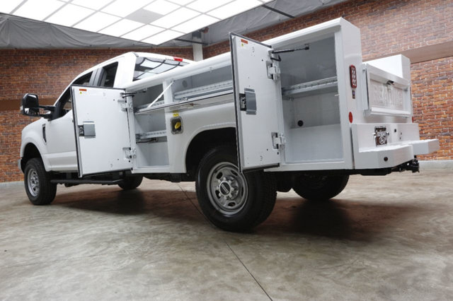 2018 F-250 Super Cab 4x4,  Reading Classic II Steel Service Body #80644 - photo 22
