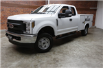 2018 F-250 Super Cab 4x4,  Reading Classic II Steel Service Body #80644 - photo 1