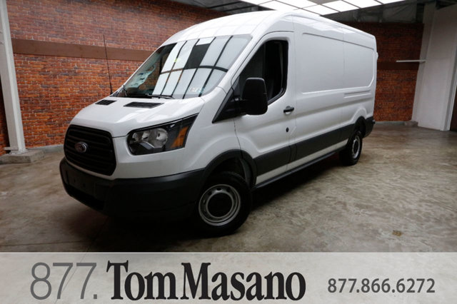 2018 Transit 250 Med Roof 4x2,  Empty Cargo Van #80978 - photo 1