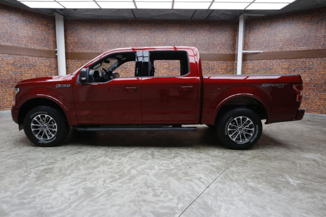 2018 F-150 SuperCrew Cab 4x4,  Pickup #81059 - photo 23