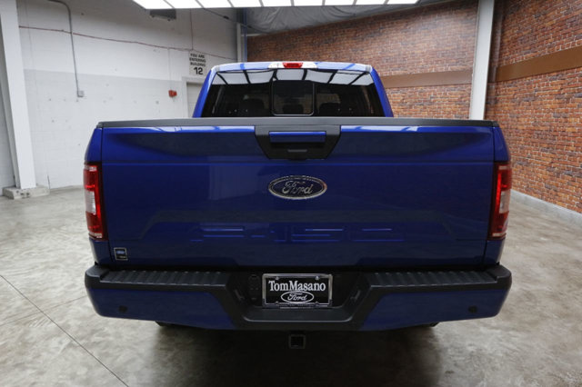 2018 F-150 SuperCrew Cab 4x4,  Pickup #81176 - photo 2