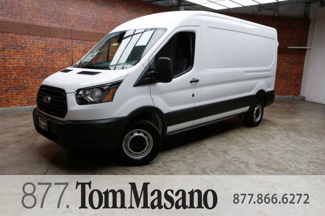 2019 Transit 250 Medium Roof 4x2,  Empty Cargo Van #90047 - photo 1