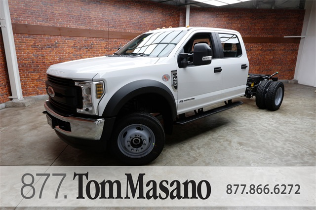 2019 F-450 Crew Cab DRW 4x4,  Cab Chassis #90230 - photo 1