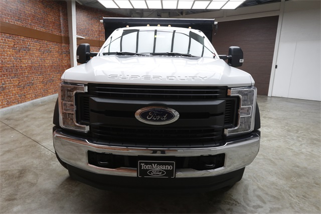 2019 F-450 Regular Cab DRW 4x4,  Rugby Eliminator LP Steel Dump Body #90293 - photo 4