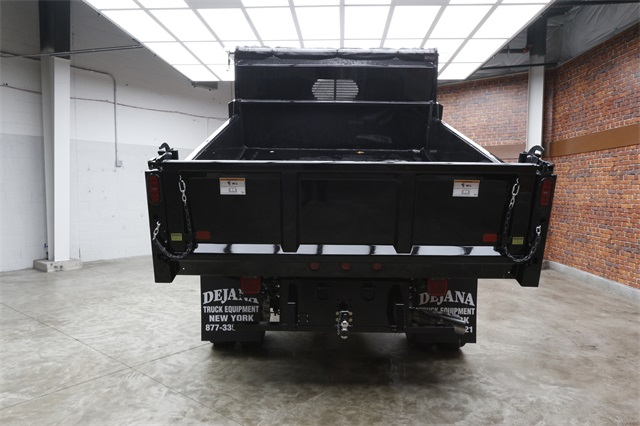 2019 F-450 Regular Cab DRW 4x4,  Rugby Eliminator LP Steel Dump Body #90293 - photo 19