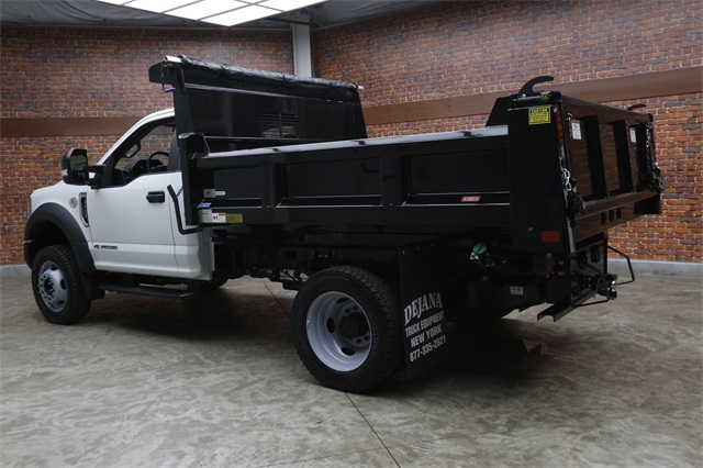 2019 F-450 Regular Cab DRW 4x4,  Rugby Eliminator LP Steel Dump Body #90293 - photo 2