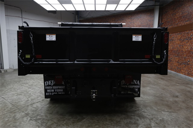 2019 F-450 Regular Cab DRW 4x4,  Rugby Eliminator LP Steel Dump Body #90293 - photo 25