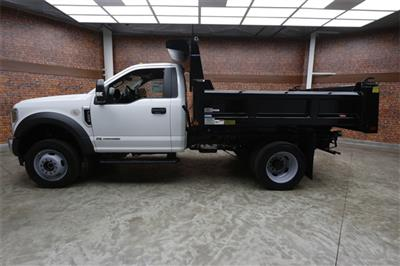 2019 F-450 Regular Cab DRW 4x4,  Rugby Eliminator LP Steel Dump Body #90293 - photo 24