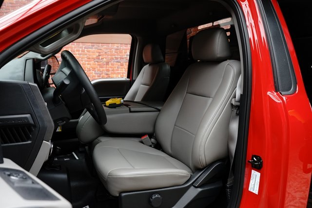 2019 F-550 Regular Cab DRW 4x4,  Cab Chassis #90296 - photo 19