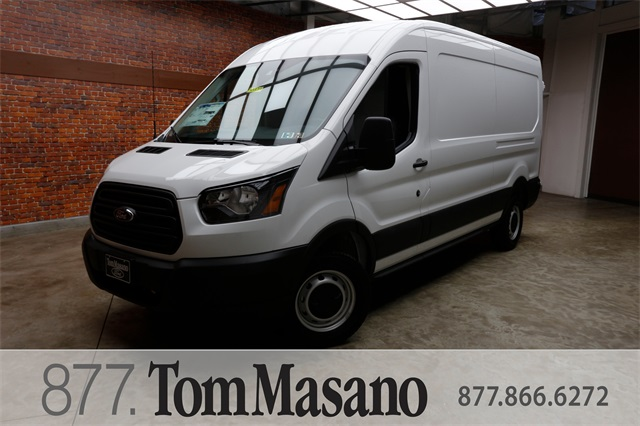 2019 Transit 250 Med Roof 4x2,  Empty Cargo Van #90373 - photo 1