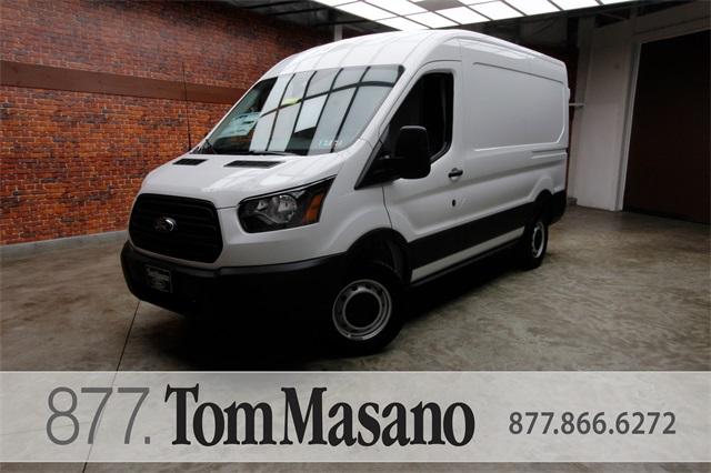 2019 Transit 250 Med Roof 4x2,  Empty Cargo Van #90413 - photo 1