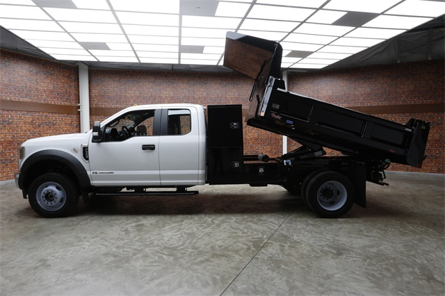 2019 F-550 Super Cab DRW 4x4,  Rugby Eliminator LP Steel Dump Body #90552 - photo 32