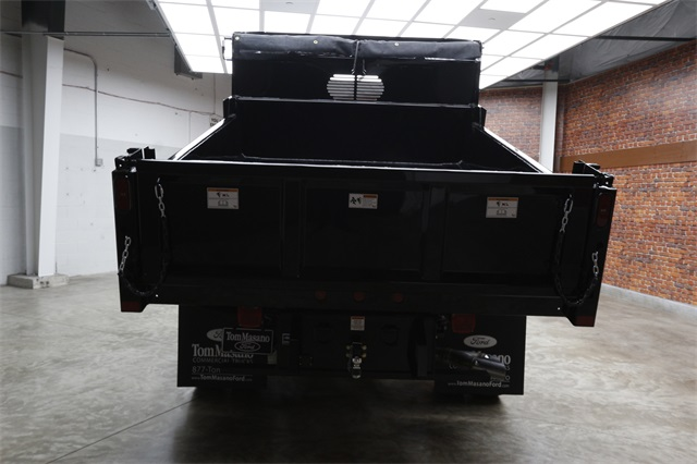 2019 F-550 Super Cab DRW 4x4,  Rugby Eliminator LP Steel Dump Body #90552 - photo 36