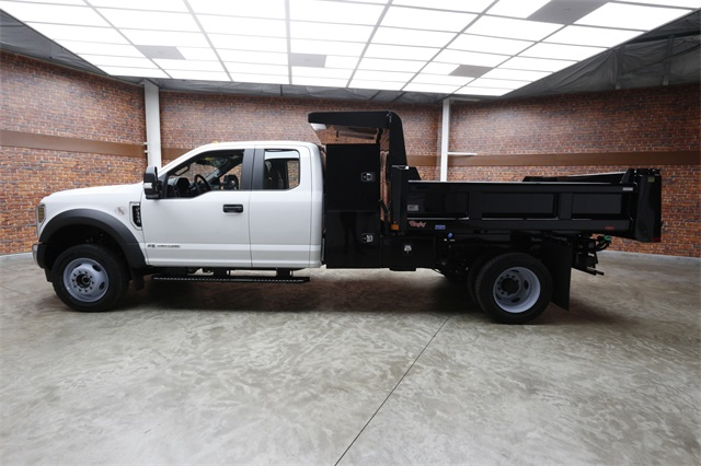 2019 F-550 Super Cab DRW 4x4,  Rugby Eliminator LP Steel Dump Body #90552 - photo 41
