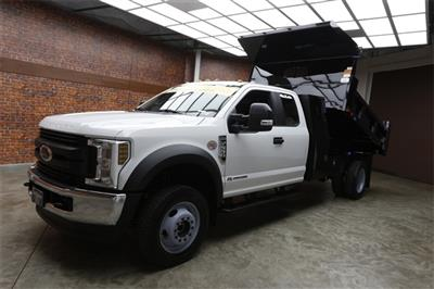 2019 F-550 Super Cab DRW 4x4,  Rugby Eliminator LP Steel Dump Body #90552 - photo 31
