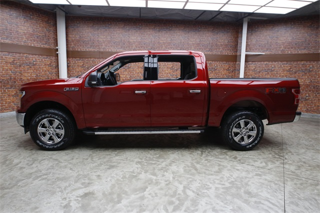 2019 F-150 SuperCrew Cab 4x4,  Pickup #90681 - photo 38