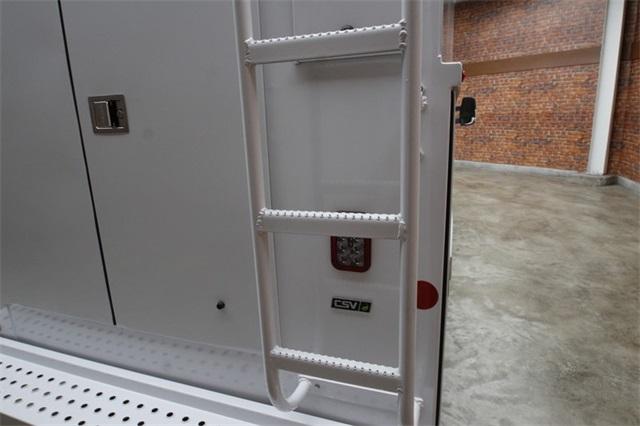 2019 Transit 350 4x2,  Reading Aluminum CSV Service Utility Van #90692 - photo 32