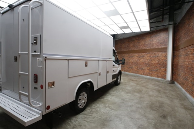 2019 Transit 350 4x2,  Reading Aluminum CSV Service Utility Van #90692 - photo 42