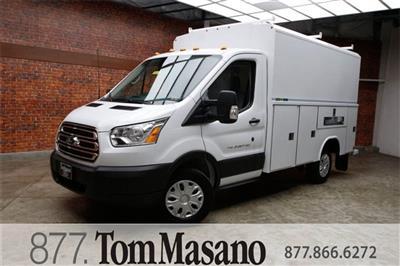 2019 Transit 350 4x2,  Reading Aluminum CSV Service Utility Van #90692 - photo 1